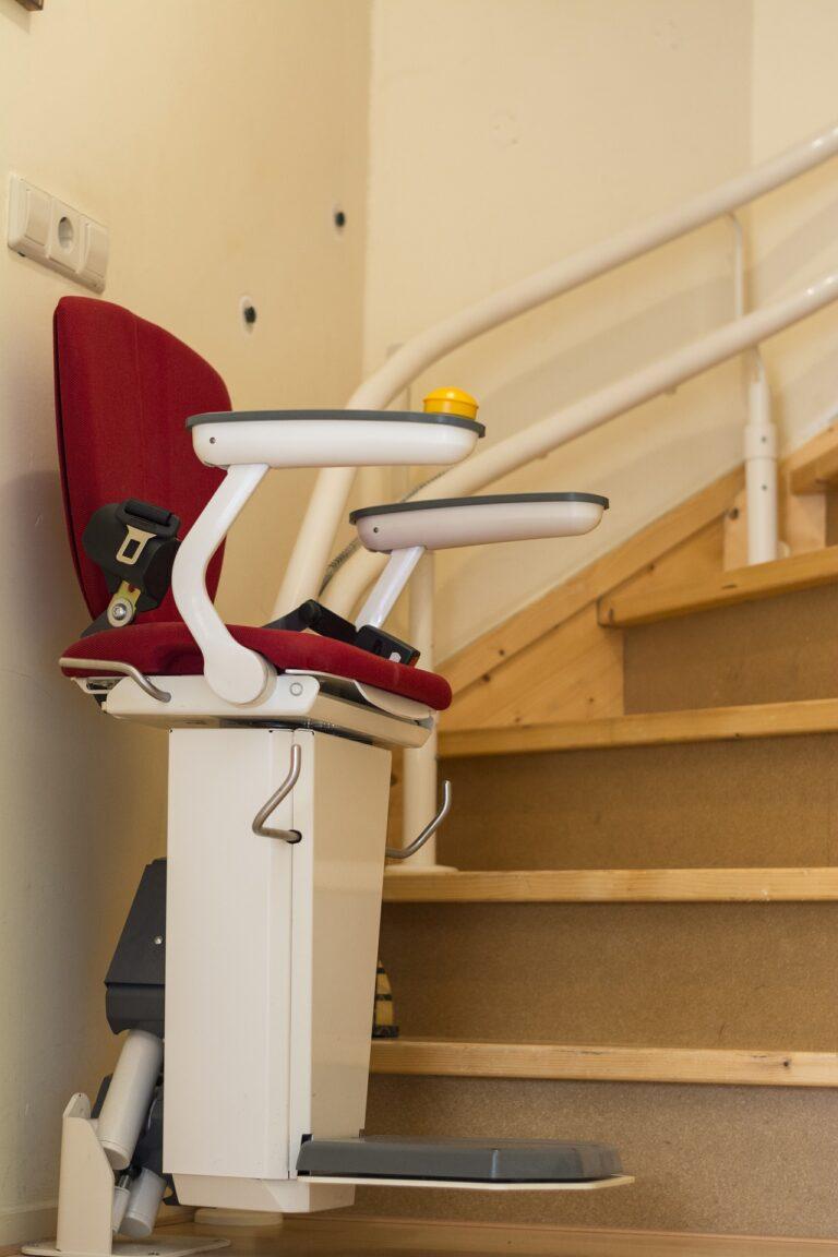 Monte escalier sénior