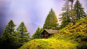 chalet d'alpage Haute Savoie