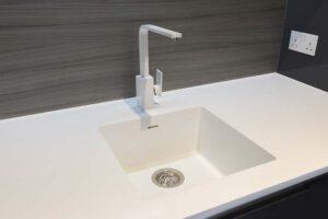 salle de bain corian